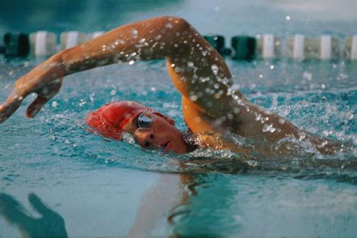 курсы по плаванию