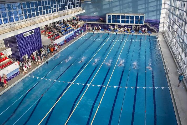 бассейн 50 м