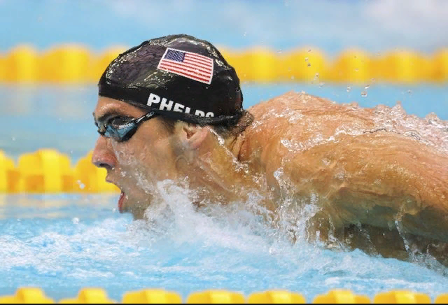 рекорды мира по плаванию