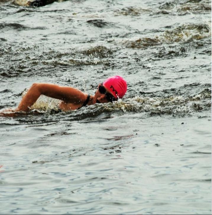 Соревнования на открытой воде Иверская миля