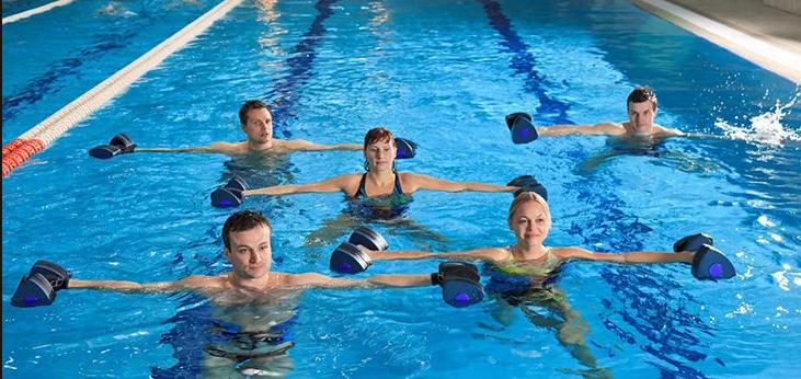 обучение плаванию взрослых в Москве