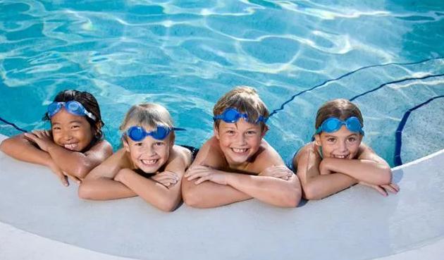 секции плавания для детей
