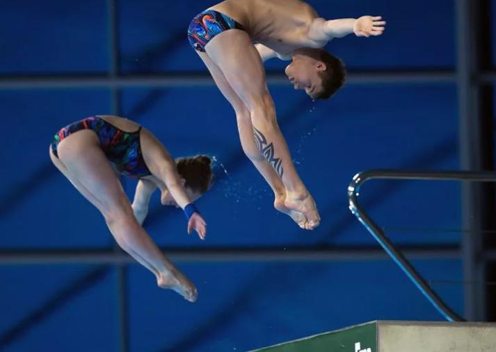 прыжки в воду обучение взрослых
