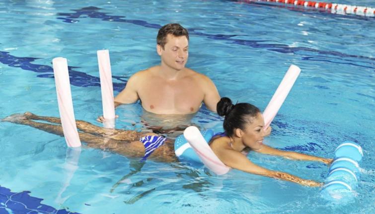 индивидуальные уроки плавания взрослым