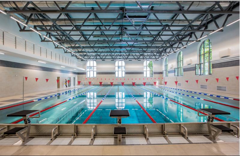 swim school in Moscow