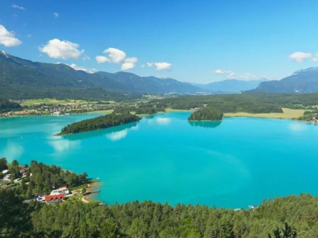 Заплыв WörtherseeSwim Австрия