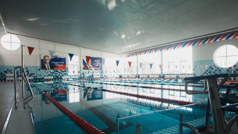Школа плавания для взрослых и детей в Омске