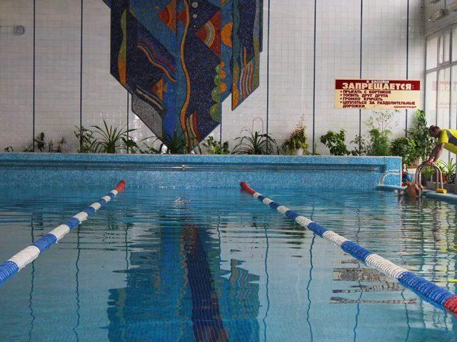 Школа плавания для взрослых и детей в Ростове-на-Дону