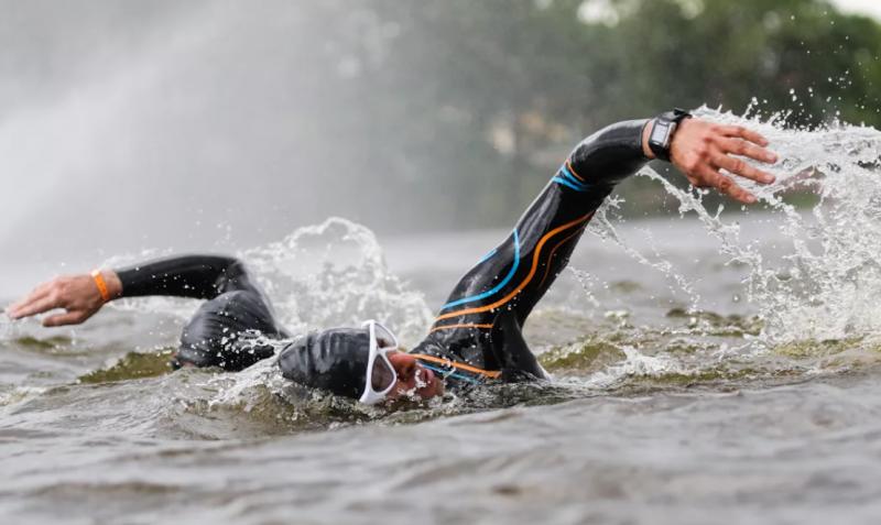 Соревнования по плаванию на открытой воде SwimStar