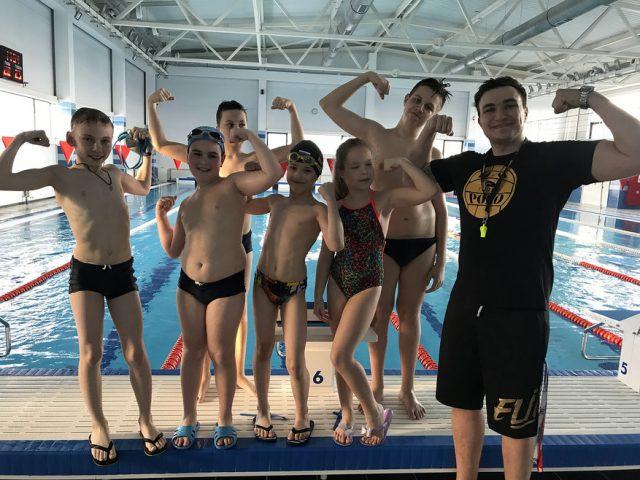плавание для детей СПБ