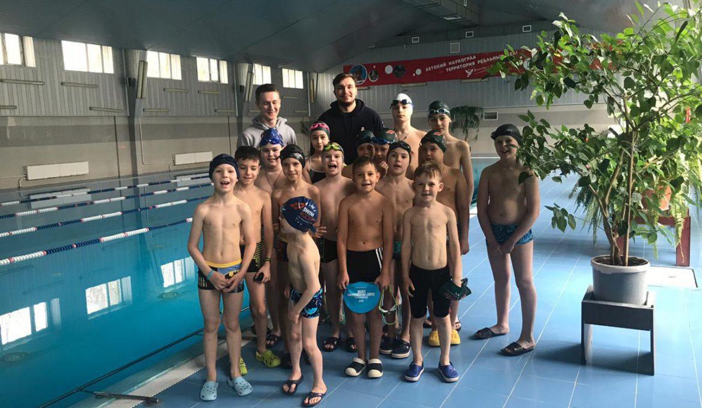 плавание для детей Санкт Петербург