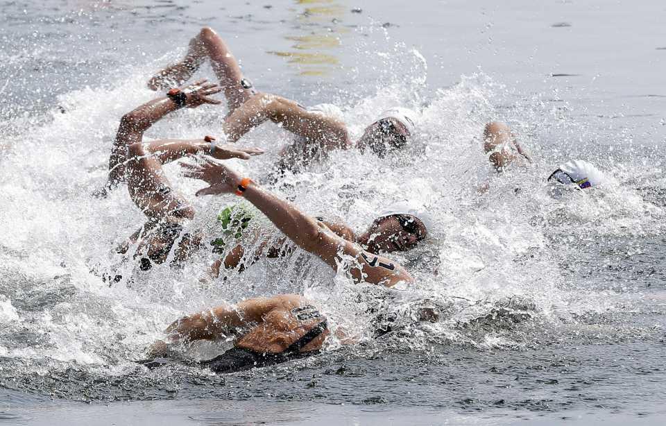 Plesheevo Swim