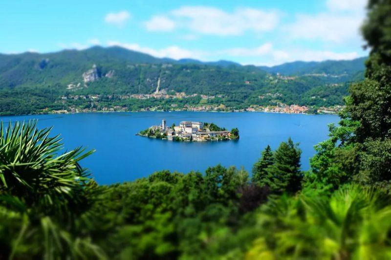 Oceanman Orta Lake